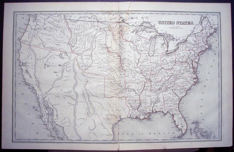 Maps P - Us map fold