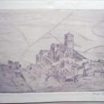 Belser San Francesco Assisi Sheet