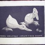 Bishop Ducks Worm