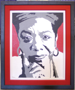 Maya Angelou Estate