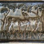 Knud Kyhn Bas Relief